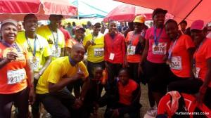 Kili 2015 team