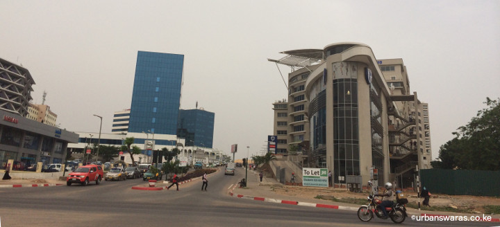 Running in Accra