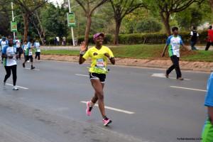 Nairobi Marathon 2015