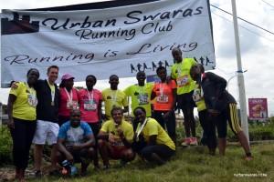 Swara 42k finishers