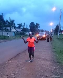 Mt Kenya ultra marathon 2015