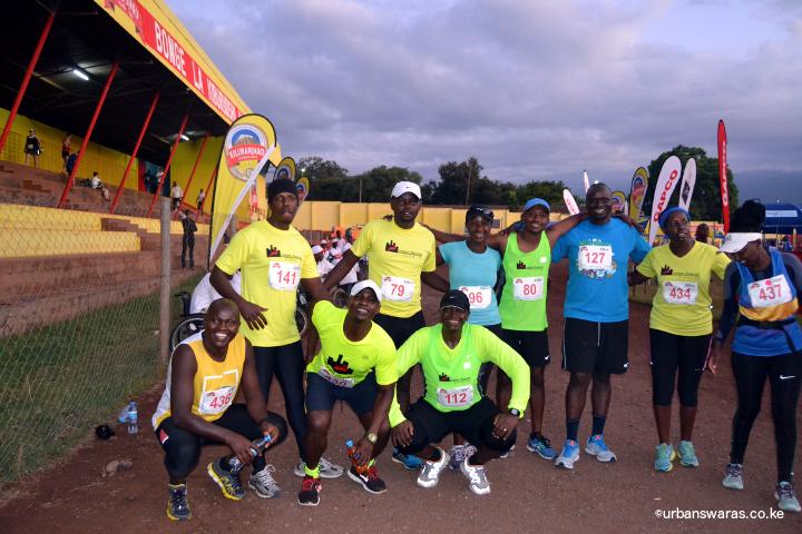Kilimanjaro marathon 2016