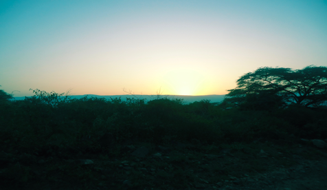 Kerio sunrise