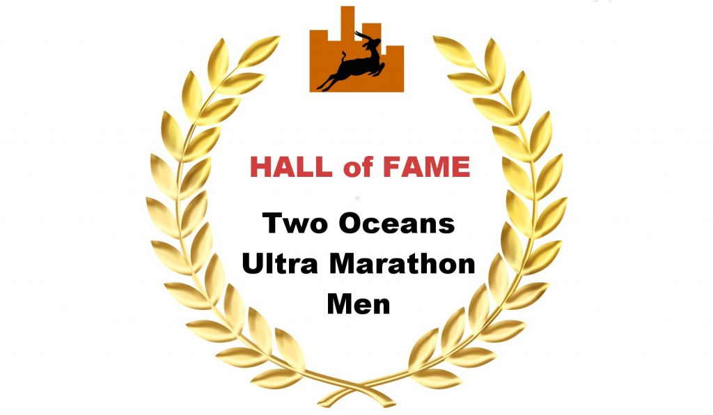 Hall of Fame - Two Oceans Ultra Marathon